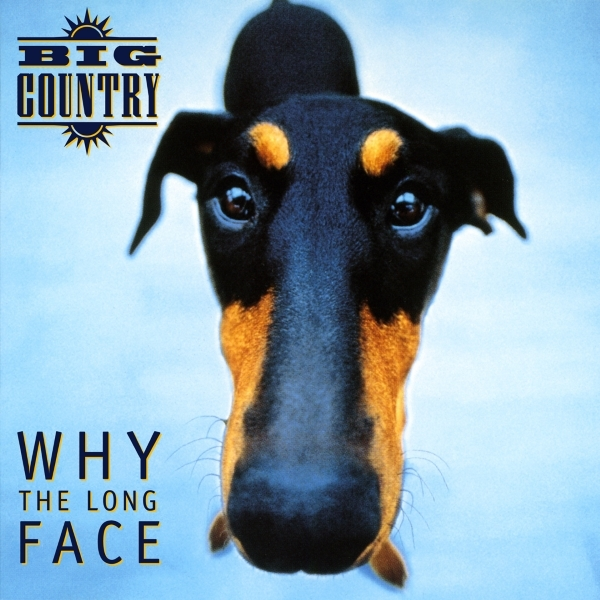 Big Country Why the Long Face Cover Art