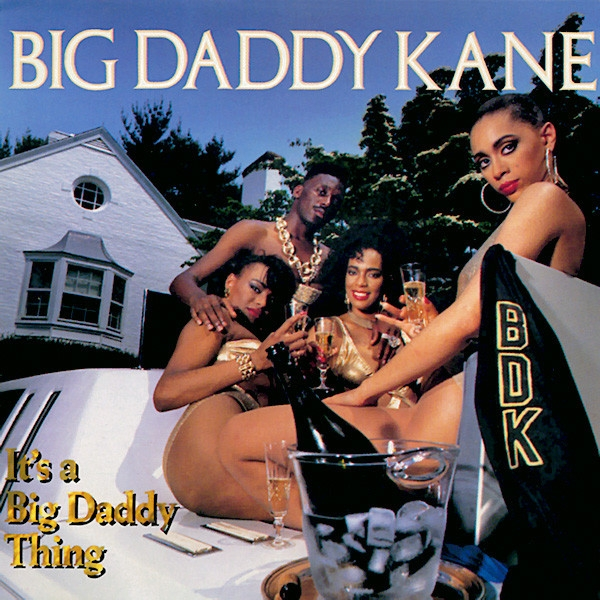 Big Daddy Kane It's a Big Daddy Thing cover art