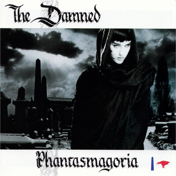 The Damned Phantasmagoria cover art