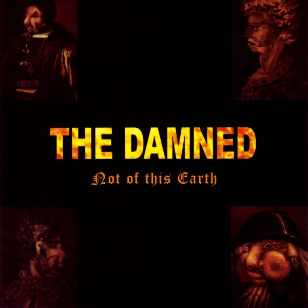 The Damned Not of This Earth cover art