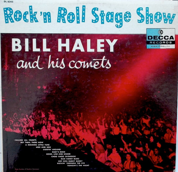 Bill Haley and His Comets Rock 'n Roll Stage Show cover art
