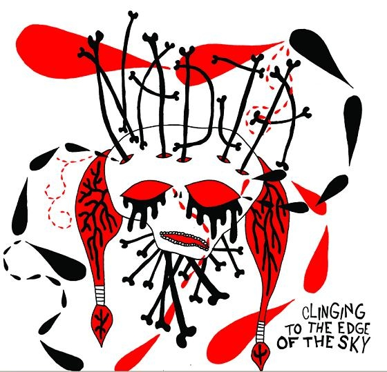 Nadja Clinging to the Edge of the Sky Cover Art