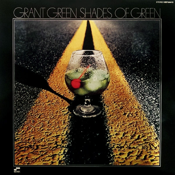 Grant Green Shades of Green cover art