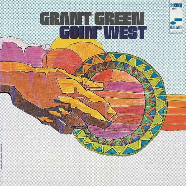 Grant Green Goin' West cover art