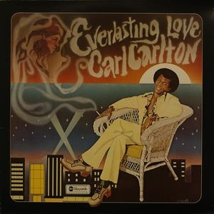 Carl Carlton Everlasting Love Cover Art