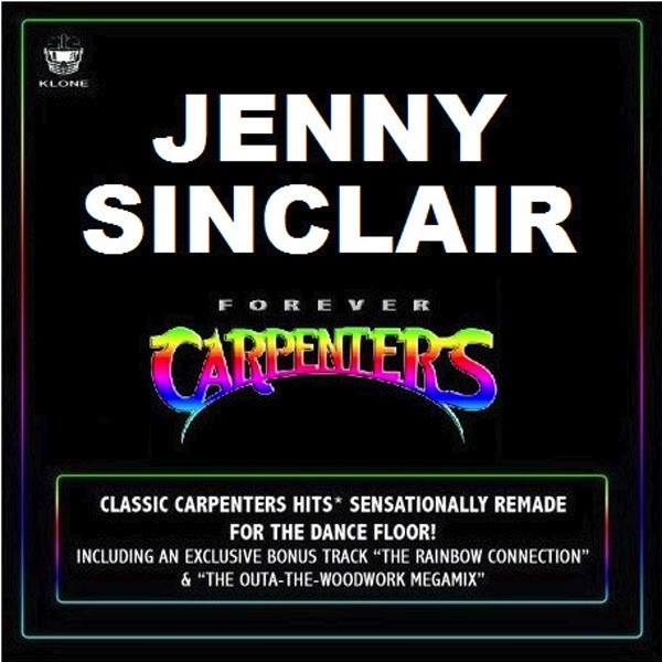 Jenny Sinclair Forever Carpenters cover art