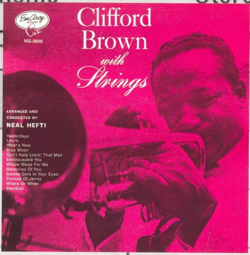 Clifford Brown With Strings cover art