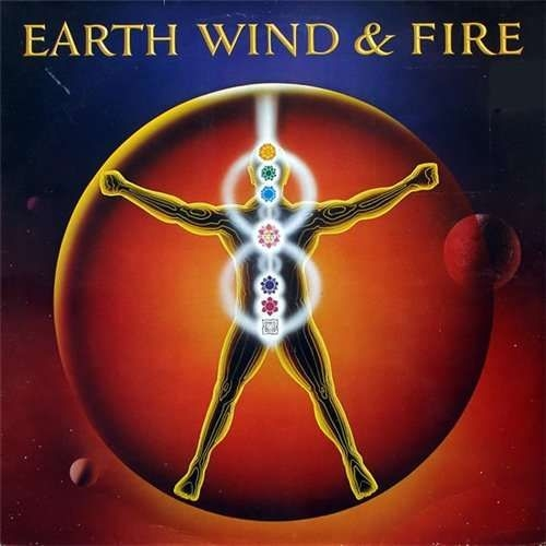 Earth, Wind & Fire Powerlight cover art