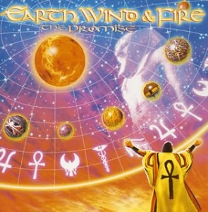 Earth, Wind & Fire The Promise cover art
