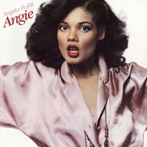 Angela Bofill Angie cover art