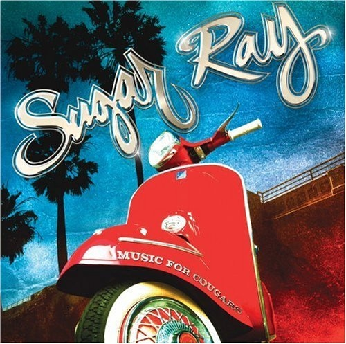 Sugar Ray Music for Cougars cover art