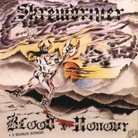 Skrewdriver Blood & Honour cover art