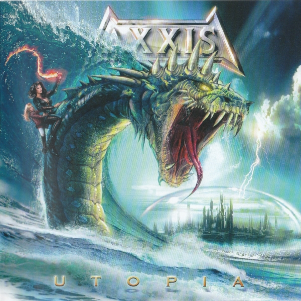 Axxis Utopia cover art