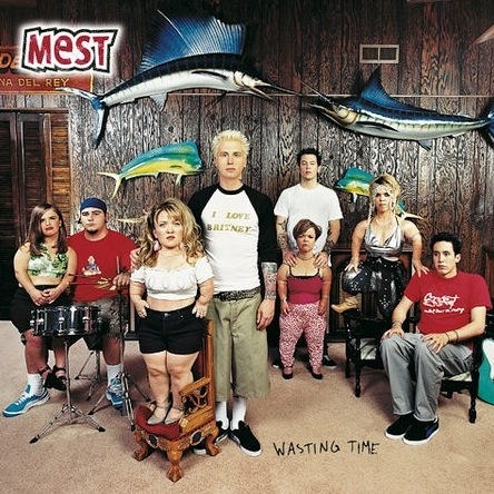 Mest Wasting Time cover art