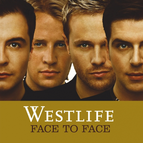 Westlife Face to Face cover art