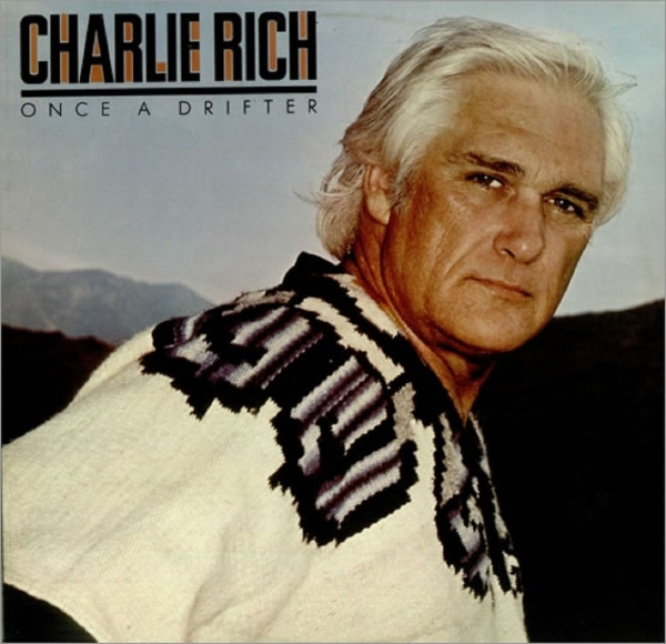 Charlie Rich Once a Drifter cover art