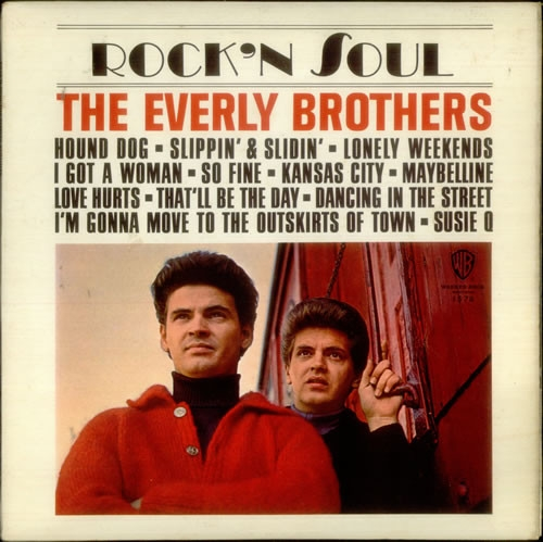 The Everly Brothers Rock'n Soul cover art