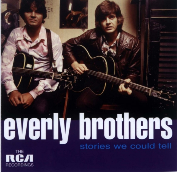 The Everly Brothers Stories We Could Tell cover art