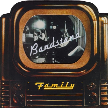 Family Bandstand cover art