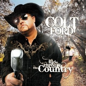 Colt Ford Ride Through the Country cover art