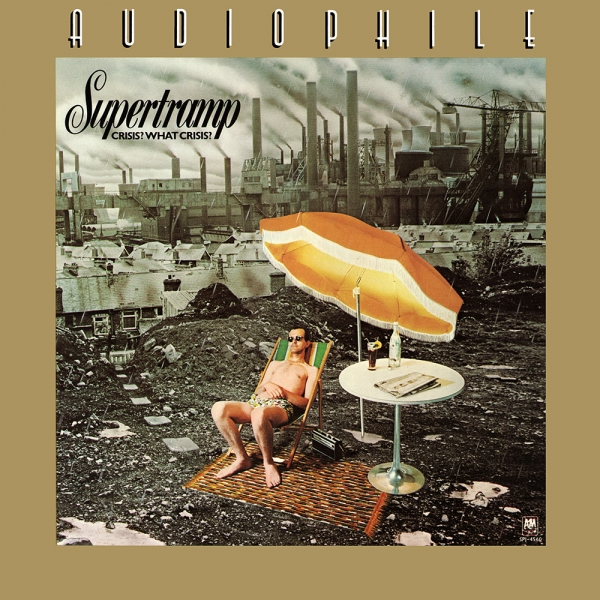 Supertramp Crisis? What Crisis? cover art