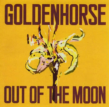 Goldenhorse Out of the Moon Cover Art