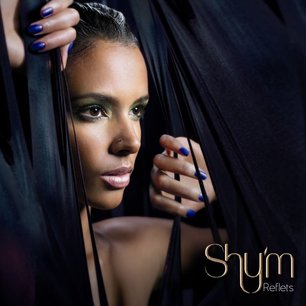 Shy'm Reflets Cover Art