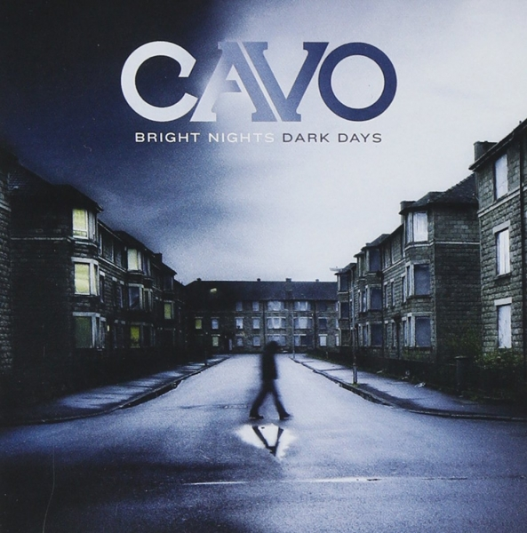 Cavo Bright Nights Dark Days cover art