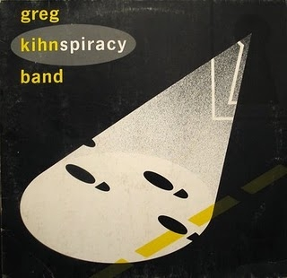 Greg Kihn Band Kihnspiracy cover art