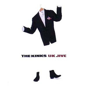 The Kinks UK Jive cover art