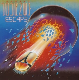 Journey Escape cover art