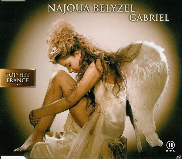 Najoua Belyzel Gabriel Cover Art