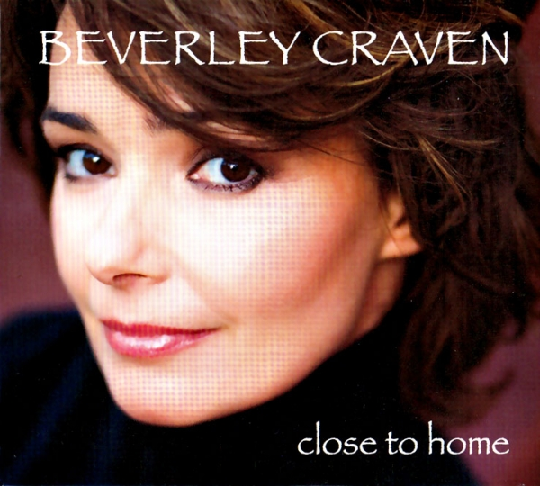 Beverley Craven Close to Home cover art