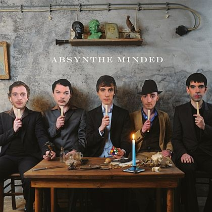 Absynthe Minded Absynthe Minded cover art