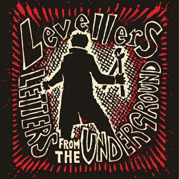 Levellers Letters From the Underground cover art