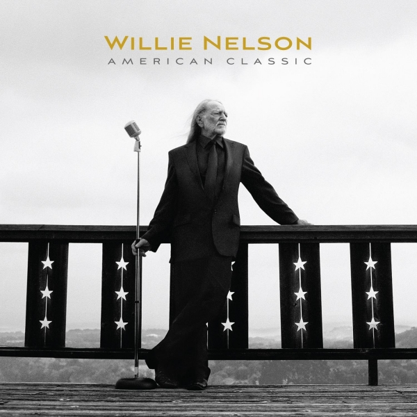 Willie Nelson American Classic cover art