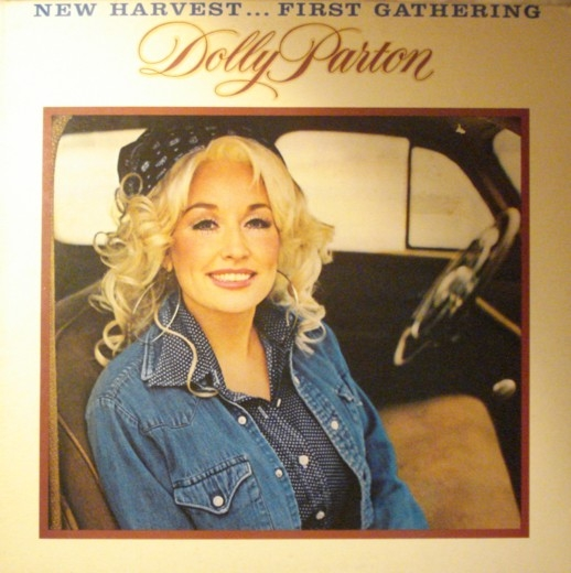 Dolly Parton New Harvest… First Gathering cover art