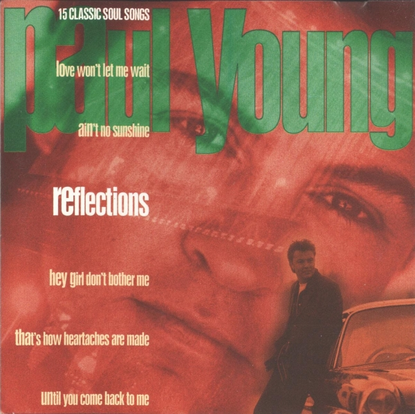 Paul Young Reflections cover art