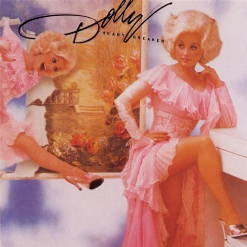 Dolly Parton Heartbreaker cover art