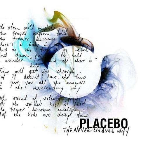 Placebo The Never-Ending Why Cover Art