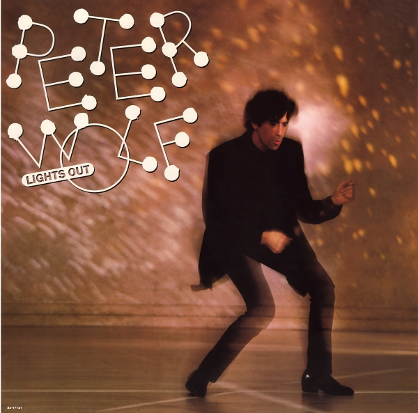 Peter Wolf Lights Out cover art