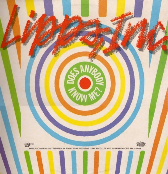Lipps, Inc. Does Anybody Know Me? Cover Art
