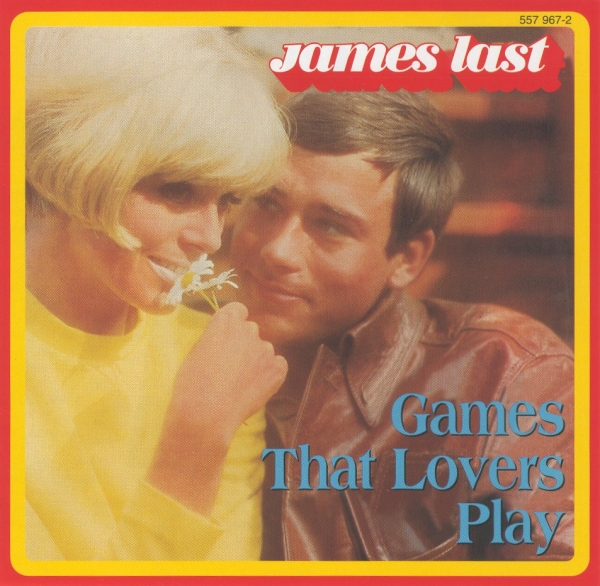 James Last Games That Lovers Play cover art
