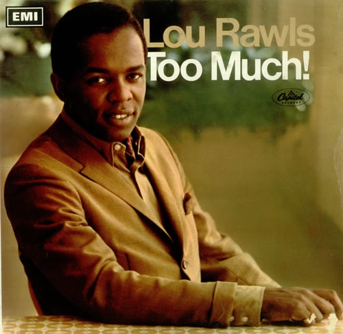 Lou Rawls Too Much! cover art