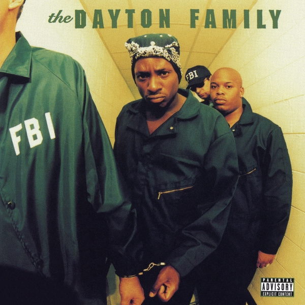 The Dayton Family F.B.I. cover art