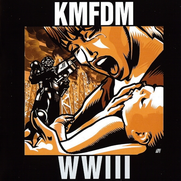 KMFDM WWIII Cover Art