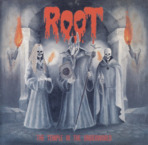 Root The Temple in the Underworld cover art