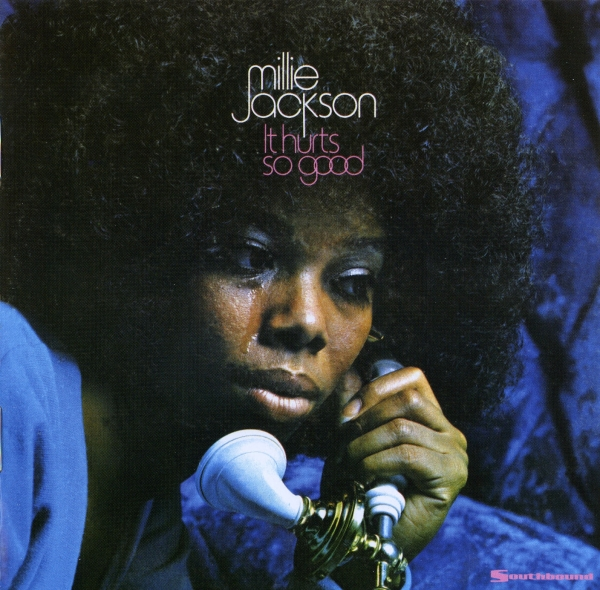 Millie Jackson It Hurts So Good cover art