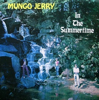 Mungo Jerry In the Summertime cover art