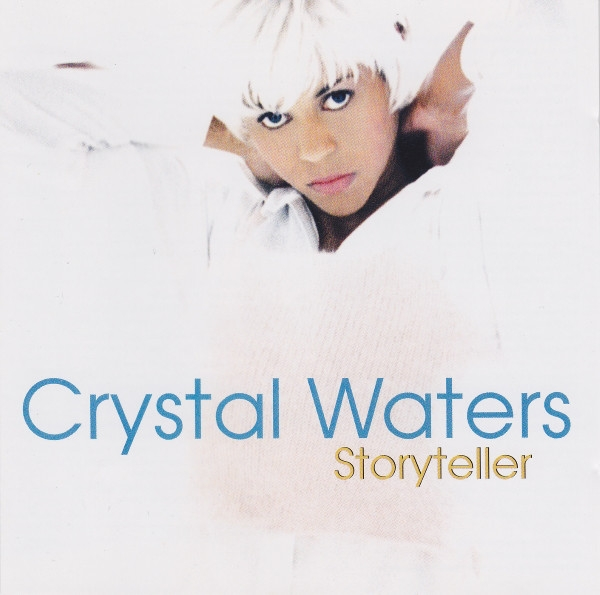 Crystal Waters Storyteller Cover Art